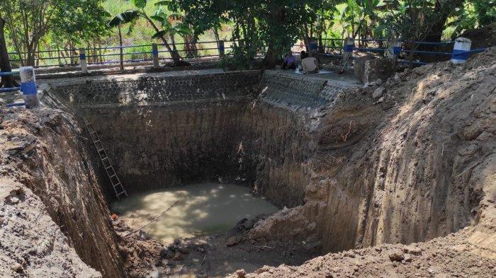 Tiga Hari Ekskavasi di Sendang Kuncen Kota Madiun, BPCB Jatim Belum Temukan Sumber Air Pokok