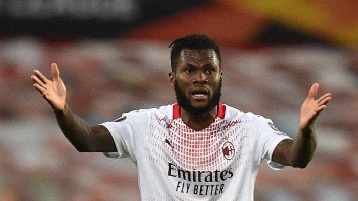 Franck Kessie Tolak Perpanjang Kontrak AC Milan, Liverpool dan PSG Adu Cepat Gaet Gratisan