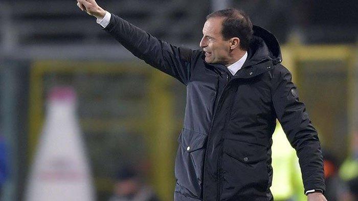 Atalanta Vs Juventus, Massimiliano Allegri Mengaku Sempat Diusir Wasit saat Juventus Tertinggal 0-2