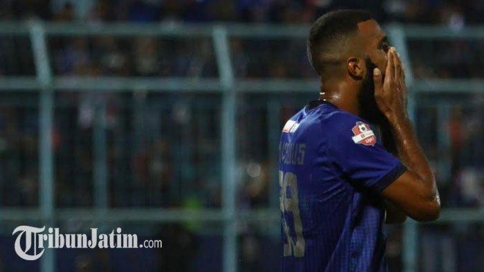 Hasil Arema FC Vs Borneo FC Imbang 2-2, Singo Edan Perpanjang Sejarah Gagal Kalahkan Pesut Etam
