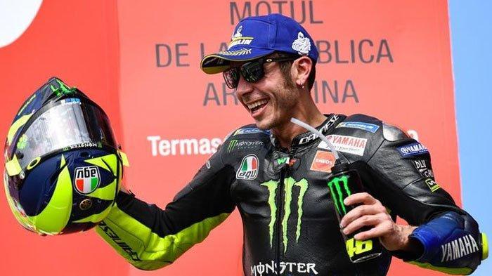 Segera Merapat Ke Petronas Yamaha SRT, Valentino Rossi Bisa Membalap Durasi Kontrak 2 Tahun