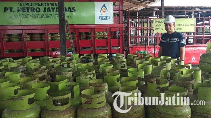 LPG 3 Kg Bakal Disalurkan Tertutup, Dinas ESDM Jatim Mulai Manfaatkan 'Gas Rawa' Jadi Alternatif