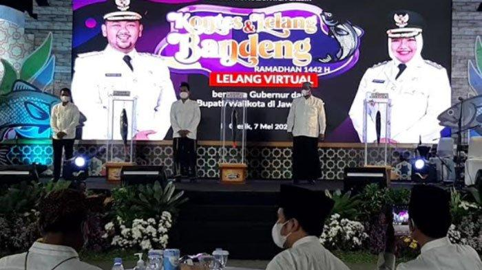 Wali Kota Surabaya Eri Cahyadi Beli Ikan Bandeng Seharga Rp 25,5 Juta dari Warga Mengare Gresik