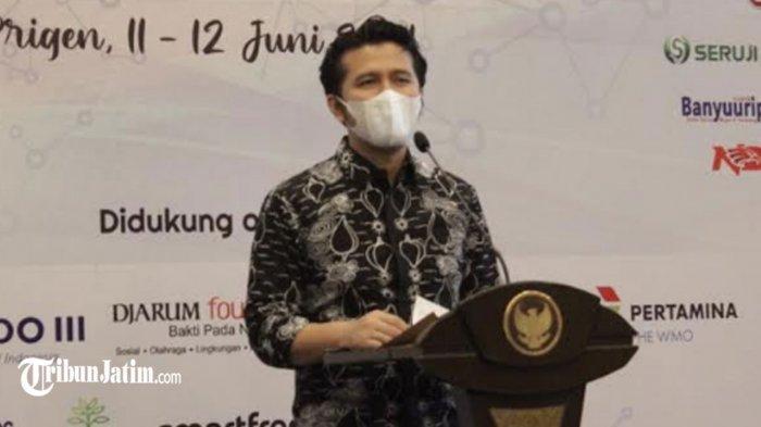 Wagub Emil Dardak Paparkan Kesiapan Jatim Jelang PTM, Zonasi Subwilayah Jadi Acuan