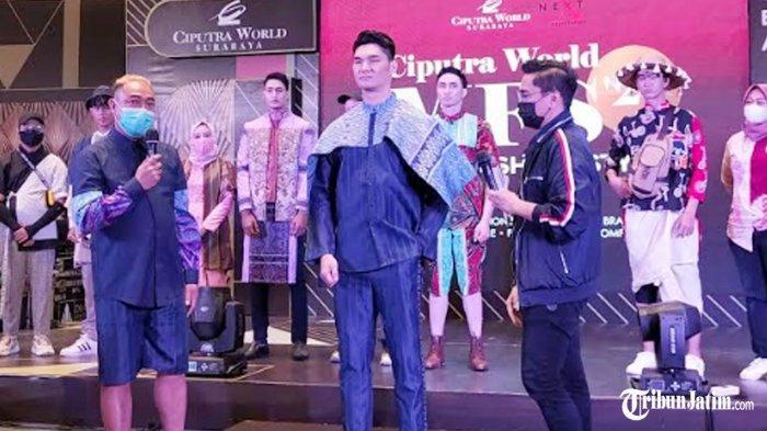 Intip Busana Men Fashion Style, Ada Batik Tegalan Kombinasi Kain Kasur hingga Raya Series 'Bahagia'