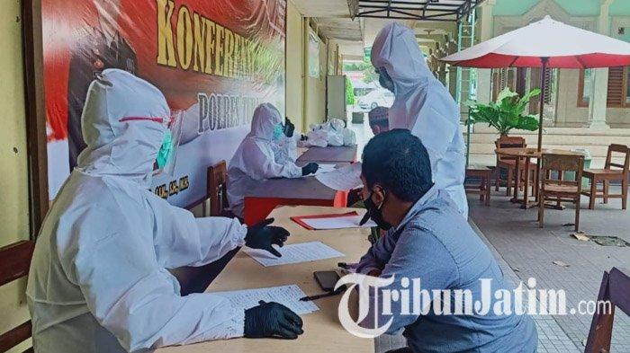 Enam Warga Jatirogo Diperiksa Atas Kasus Pengambilan Paksa Jenazah Pasien Covid-19 di Tuban