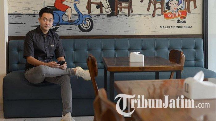 Entrepreneur dan F&B Counsultant Chris Albion Ingin Terus Kembangkan Kuliner Tradisional Nusantara