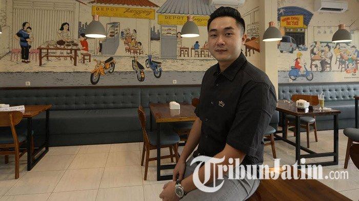 Chris Albion Ingin Bantu Para Pengusaha Baru Surabaya untuk Tingkatkan Penjualan