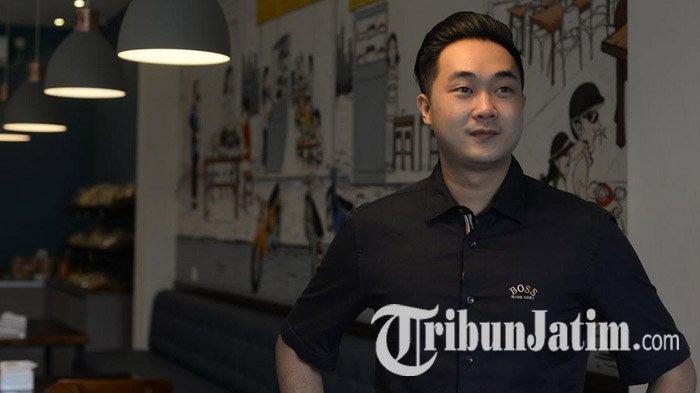 Entrepreneur dan F&B Counsultant Asal Surabaya Chris Albion: Pandemi Covid-19 Menuntut Kreatif
