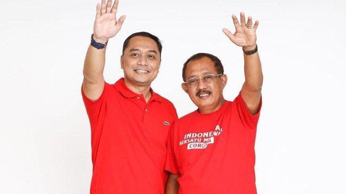 Daftar ke KPU Surabaya, Eri Cahyadi Pamer Program: Pulihkan Ekonomi dan Lanjutkan Keberhasilan Risma
