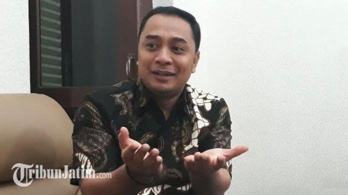 Profil Biodata Lengkap Eri Cahyadi, Calon Wali Kota Surabaya Lulusan ITS: Terinspirasi Orang Tua