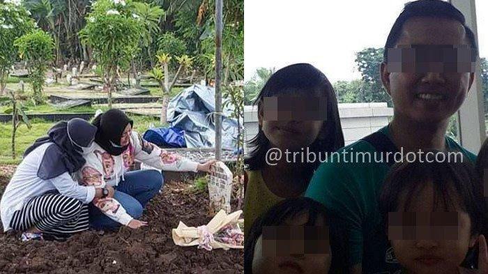 Awal Kasus Erlita Dewi, Cium Kejanggalan sampai Bongkar Makam Anak, 3 Tahun Cerai Ngaku Diblokir