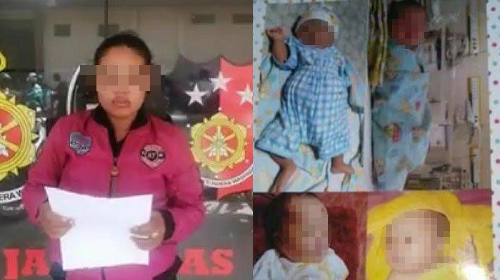 VIRAL VIDEO Bayi 2 Bulan Diculik di Tol Bangil, Sang Ibu Klarifikasi dan Minta Maaf, Fakta Terungkap