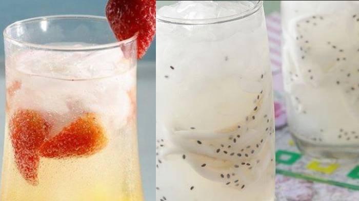 4 Resep Minuman Super Segar untuk Minggu Terakhir Puasa, Ada Es Jeli Jeruk & Kelapa, Cepat Bikinnya