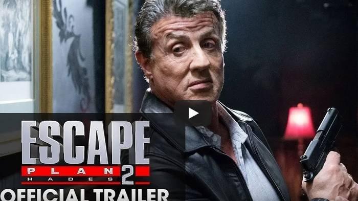 Sinopsis Film Escape Plan 2: Hades, Dibintangi Sylvester Stallone-Dave Bautista, Tayang di Trans TV