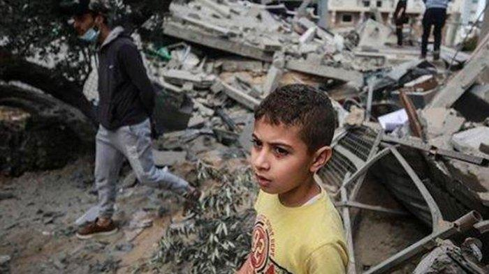 Pasrah Keluarga di Jalur Gaza 'Tahu akan Mati', Tiap Malam Pakai Pakaian Terbaik, Bersiap Dimakamkan
