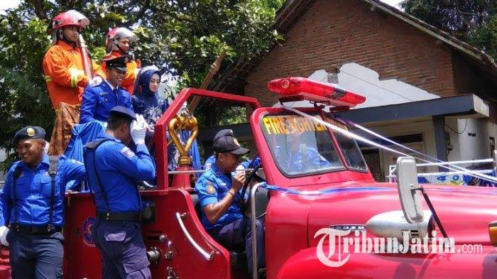 Beli Mobil Pemadam Kebakaran Baru, UPT Damkar Kabupaten Malang Siapkan Dana hingga Rp 1,6 Miliar