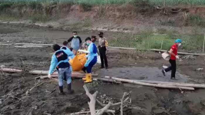 Asyik Memancing di Sungai Brantas, Pria Tulungagung Temukan Jasad Perempuan Mengapung