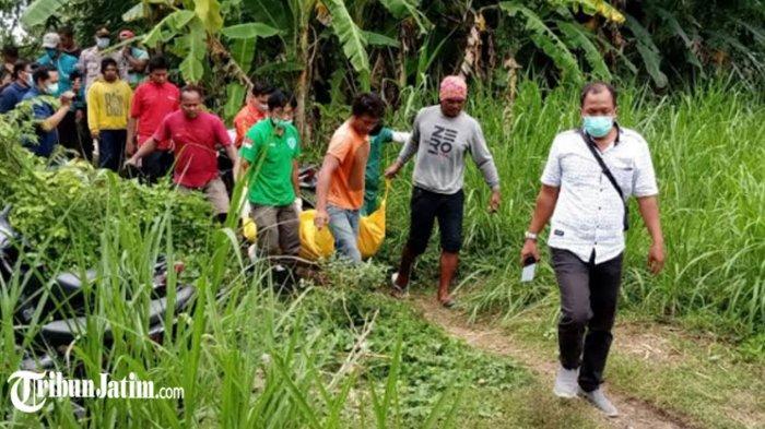 Warga Cari Rumput di Sungai Brantas Tulungagung Temukan Mayat Mengambang: Laki-laki Tanpa Identitas