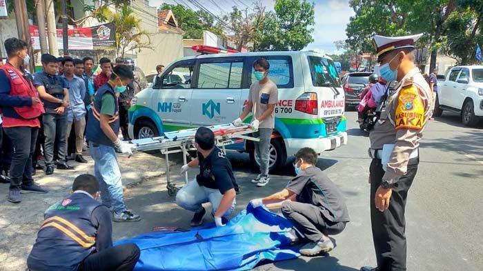 Hendak Pulang Usai Berbelanja, Remaja di Kota Malang Terlibat Kecelakaan Maut Terlindas Truk Gandeng