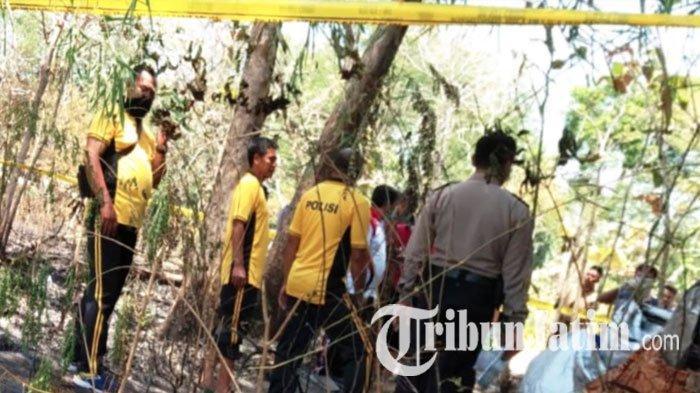 Kakek Guru Magetan Tewas Terbakar Hidup-hidup di Rerumpunan Bambu, Saksi Mata Dengar Korban Teriak