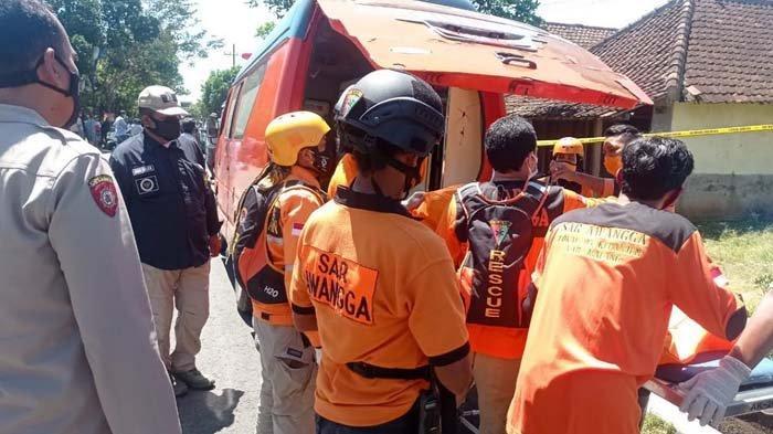 Polisi Kuak Petunjuk-petunjuk di Balik Kasus Penemuan Mayat Terbungkus Karpet di Malang