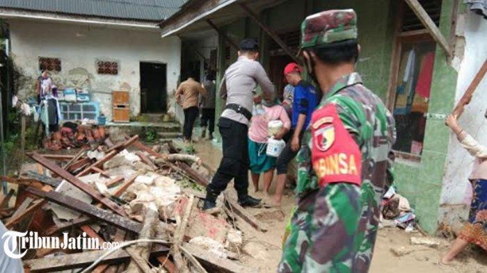 Antisipasi Longsor Susulan, 25 Santriwati Ponpes Annidhamiyah Diungsikan ke Rumah Warga
