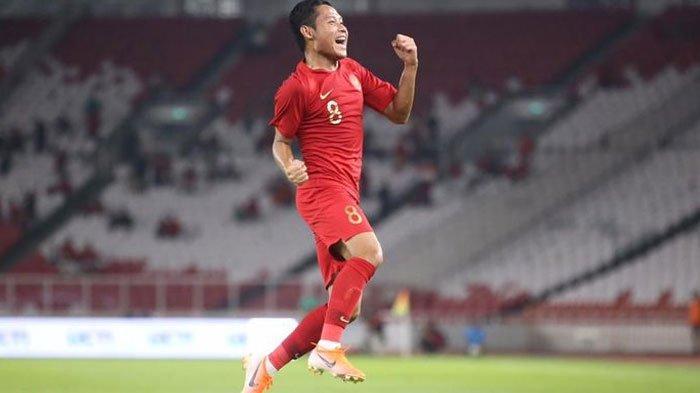 Akhir Tahun 2019, Gelandang Timnas U-23 Indonesia Evan Dimas Akan Lamar Sang Kekasih