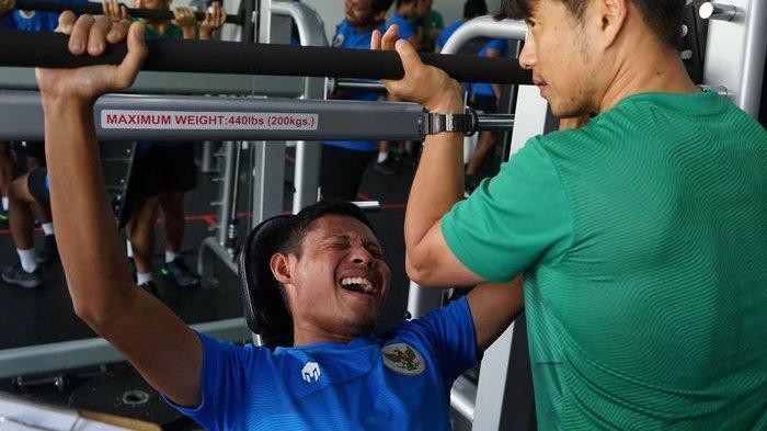 Pengakuan Evan Dimas Usai Jalani Tempaan Fisik di Timnas Indonesia: Saya Kerahkan Semua Tenaga