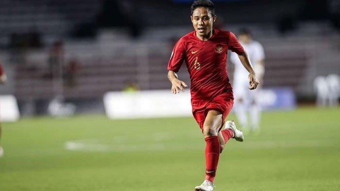 Tengah Berada di Jakarta, Evan Dimas Masih Bungkam Soal Klub Barunya untuk Musim 2020