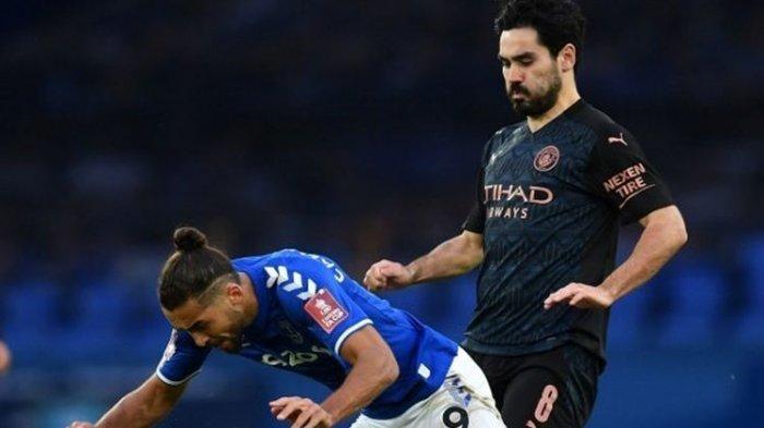 Dua Gol Telat Gundogan dan Kevin De Bruyne Bawa Manchester City Tembus Semifinal Piala FA