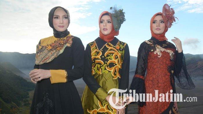 Kenalkan Batik Probolinggo, Lia Afif Bawa Fashion Bertema Excite Tangerines ke Hongkong Fashion Week