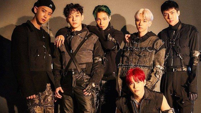 Download Lagu MP3 'Trouble' EXO, Single di Album Terbaru 'OBSESSION', Unduh di Sini!