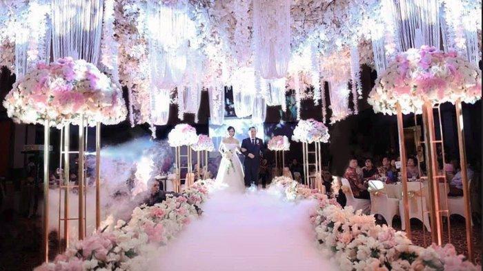 Wedding Decoration Ala Fairytale Jadi Favorit 2019 Butterfly Decor Siapkan Paket Rp 35 Juta Tribun Jatim