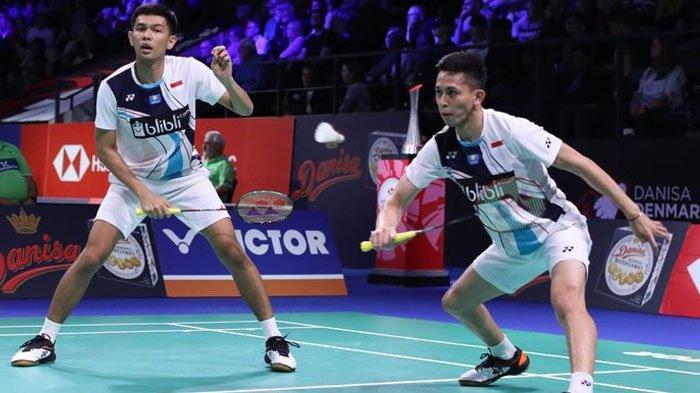 Jadwal Thailand Open 2021, Wakil Indonesia Tanding pada Hari Pertama