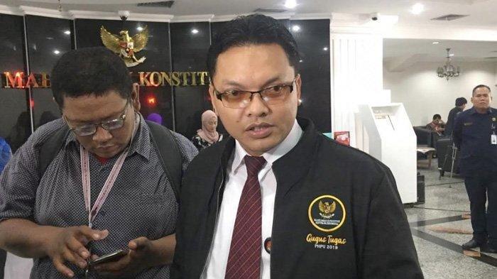 Meski Tenggat Waktu Terlampaui, 252 Berkas Gugatan Sengketa Pemilu Legislatif Diterima MK Sejak Pagi