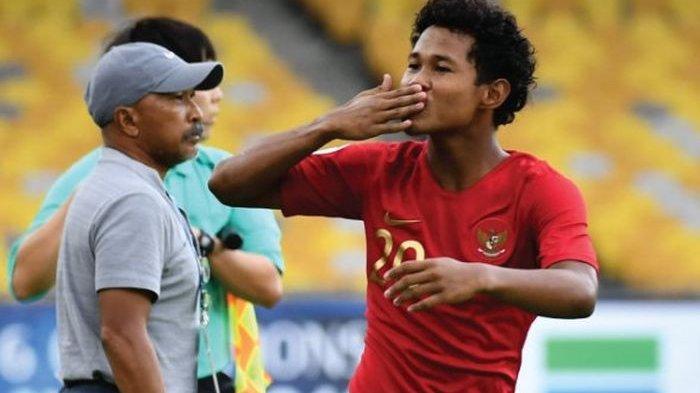 Daftar 33 Pemain Timnas U-23 untuk Kualifikasi Piala Asia U-23 2022, Ada Bagus Kahfi hingga Saddil
