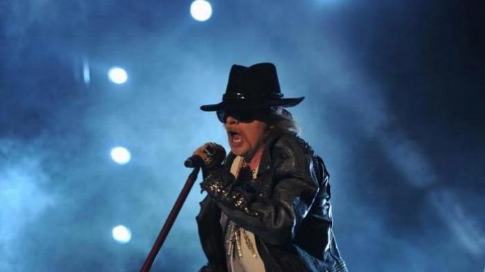 Punya Nama Asli William Bruce Bailey, Inilah Fakta-fakta Masa kecil Vokalis Guns N' Roses