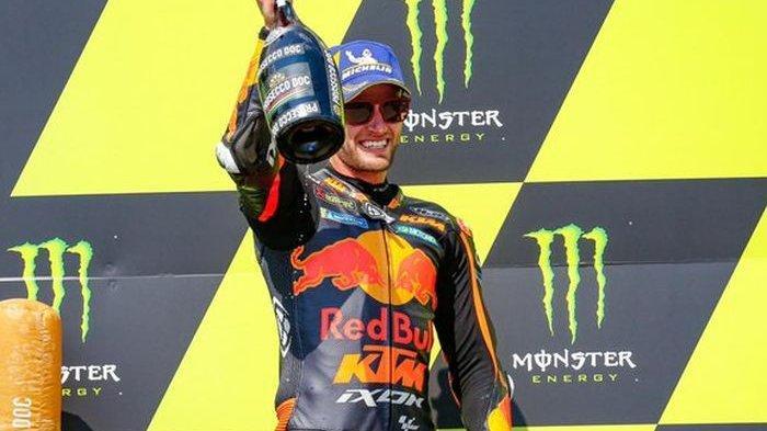 Hasil MotoGP Austria 2021 - Penuh Drama, Brad Binder Juara, Bagnaia Finis Kedua, Rossi ke-8