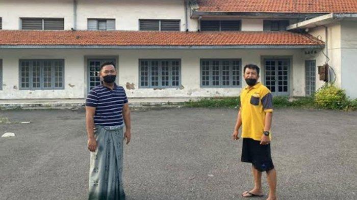 Ngabuburit Ala Bupati Gresik Gus Yani, Jalan-jalan ke GNI yang Bakal Dimanfaatkan Jadi Media Center