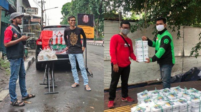 Fans Indonesia Manchester United Kumpulkan Donasi untuk Pekerja Jalanan Terdampak Wabah Covid-19