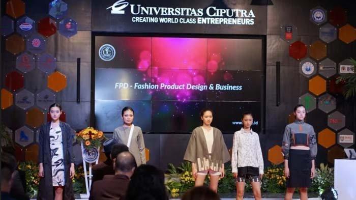 Fashion Product Design Universitas Ciputra Surabaya Luncurkan Busana Loose Fit Anti-Microbial
