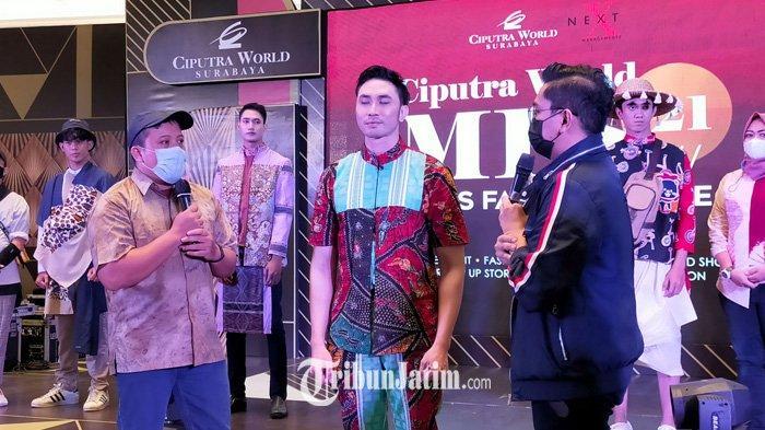 Busana Batik Kombinasi Kain Kasur hingga Koleksi Raya Hadir dalam Men's Fashion Style 2021