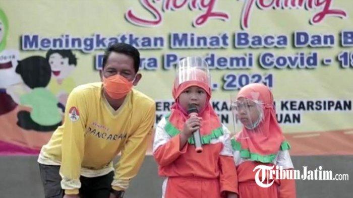 Curahan Hati Siswa TK Pasuruan 'Kangen Ibu Guru', Dewan Dorong Pertimbangkan Sekolah Tatap Muka