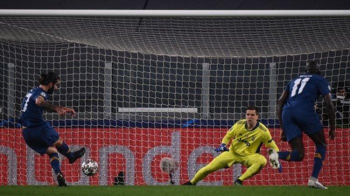 Hasil Liga Champions, Main dengan 10 Pemain, Porto Sisihkan Juventus, Dragoes Lolos Perempat Final