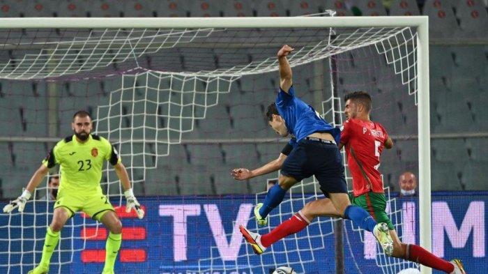 Hasil Kualifikasi Piala Dunia: Timnas Italia Sukses Perpanjang Rekor Tak Terkalahkan Jadi 35 Laga