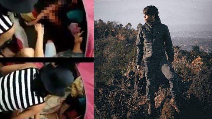 Video Pasangan Mesum di Gunung Digerebek Viral, Fiersa Besari Soroti Perbuatan Orang di Luar Tenda