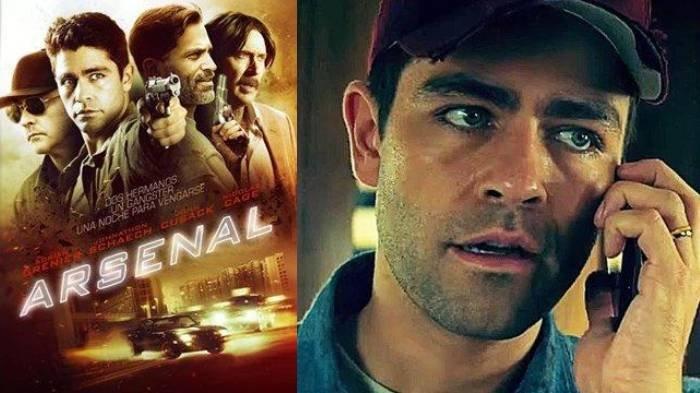 Sinopsis Film Arsenal, Dibintangi Nicolas Cage dan John Cusack, Tayang di Bioskop Trans TV Malam Ini