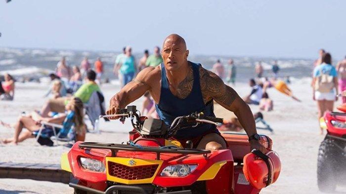 Sinopsis Film Baywatch Dibintangi Dwayne Johnson, Penjaga Pantai yang Ungkap Sindikat Bandar Narkoba