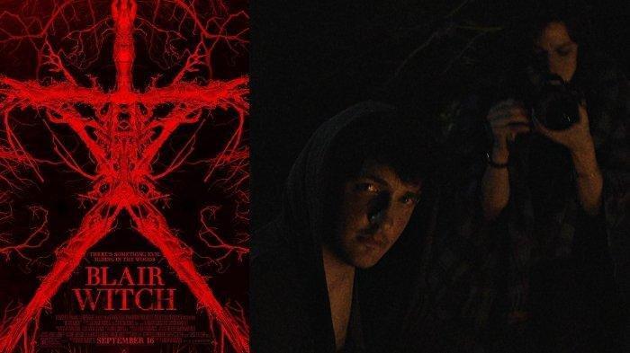 Sinopsis 'Blair Witch' Dibintangi James Allen McCune, Tayang di Trans TV Malam Ini Jam 23.00 WIB